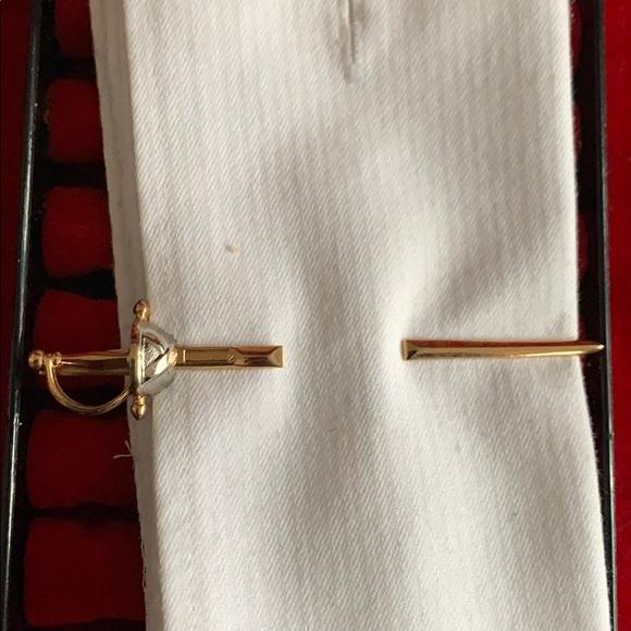 Sold*Vintage Rapier tie bar